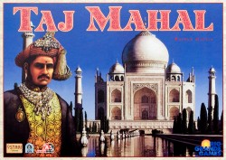 Taj Mahal box cover